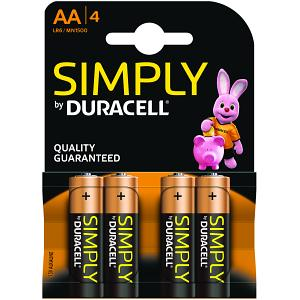 duracell-simply-aa-pack-of-4-batteries-mn1500b4s