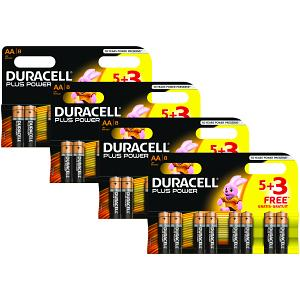 Plus Power AA 32 Pack