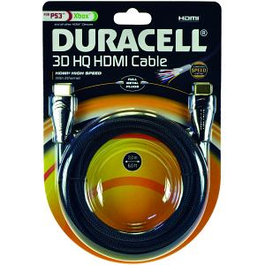 Duracell 3D HDMI High Speed Cable