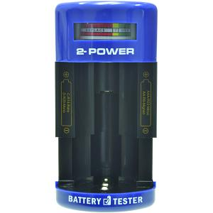 Battery Tester for AA, AAA, C, D, 9V
