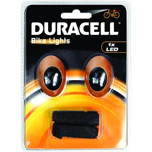 Duracell Bunny Eyes Bicycle Light Set