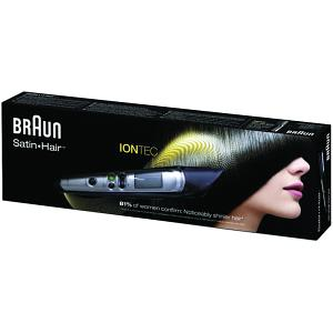 Satin Hair 7 IONTEC Straightener