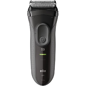 Braun 3000s Rechargeable Electric Shaver