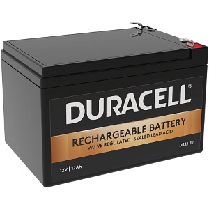 Duracell 12V 12Ah VRLA Battery