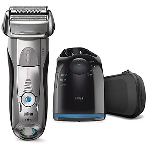 Braun Series 7 7898cc with Clean & Charge Station