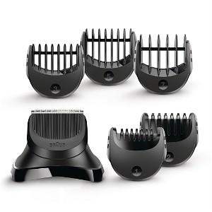 Braun BT32 Beard Trimmer Head + 5 Combs