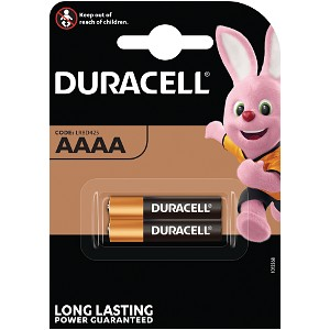 Duracell AAAA 2 Pack