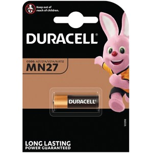 Duracell MN27 security battery