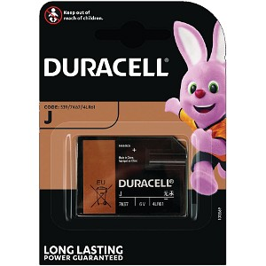 Duracell Security Battery
