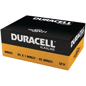 Duracell MN21battery 10 Pack