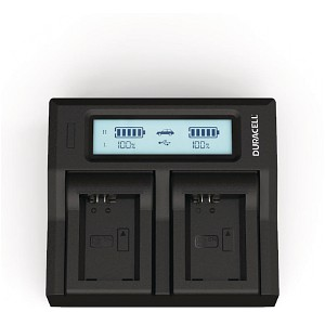 Alpha NEX-3N Sony NPFW50 Dual Battery Charger