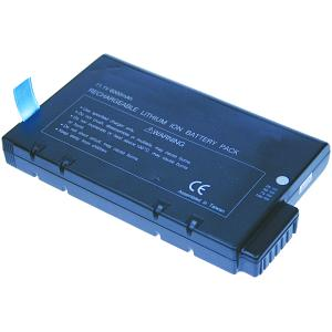 Ascentia M6233T Battery (9 Cells)