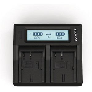 FV30 Canon BP-511 Dual Battery Charger
