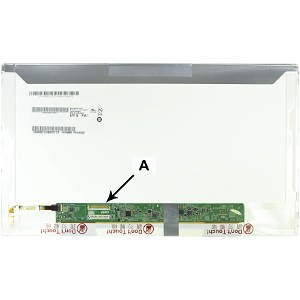 PSC16A-006011 15.6'' WXGA HD 1366x768 LED Glossy