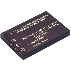 2-Power replacement for Panasonic NP-60 Battery