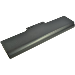 Vaio VGN-FW83XS Battery (6 Cells)