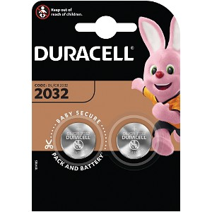 Duracell DL2032B2 replacement for Duracell E-CR2032 Battery