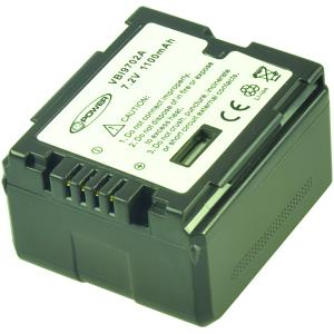 HDC -SD10EB-R Battery (2 Cells)