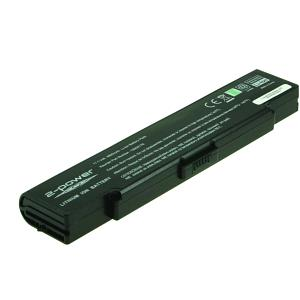 Vaio VGN-S57SP/B Battery (6 Cells)