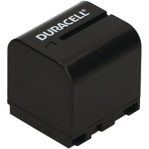 Duracell DR9657 replacement for JVC B-9657 Battery
