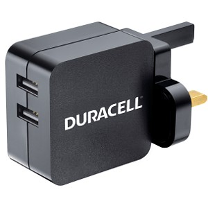 Duracell replacement for Samsung EP-TA20UWE Charger