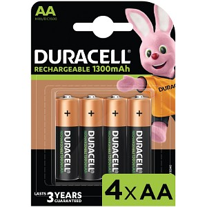 Duracell HR6-B replacement for SportMaster B-160 Battery