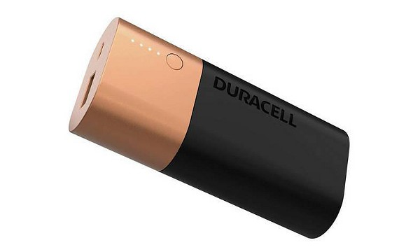 Duracell 2 Day Power Bank - 6700mAh