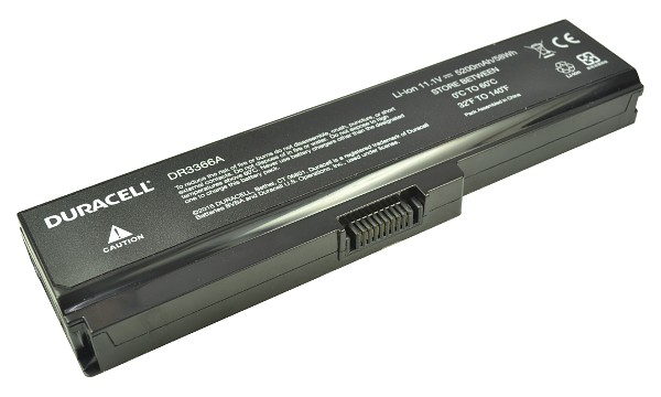 Satellite A660-14J Battery (6 Cells)
