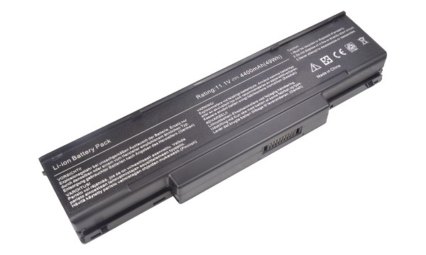 MS-1652 Battery (6 Cells)