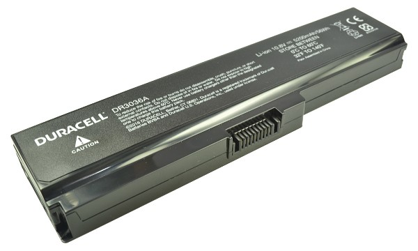 Satellite C655-S5082 Battery (6 Cells)