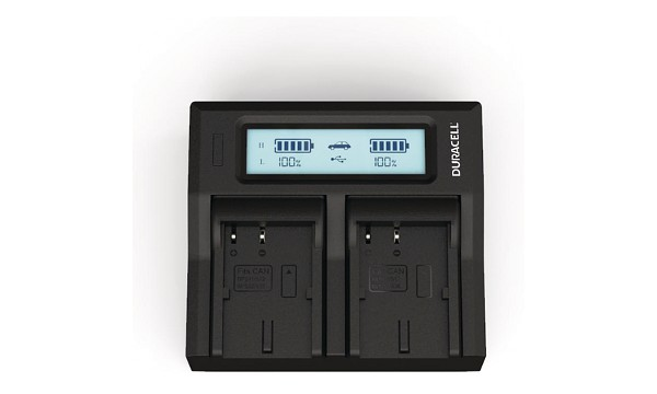 DM-MV600 Canon BP-511 Dual Battery Charger