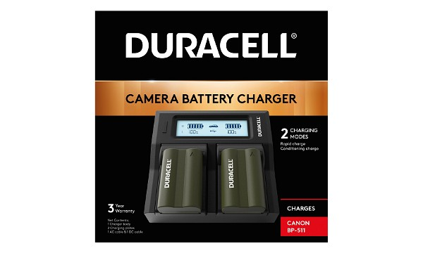 BP-535 Canon BP-511 Dual Battery Charger