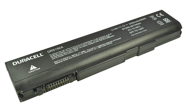 Tecra S11-10F Battery (6 Cells)