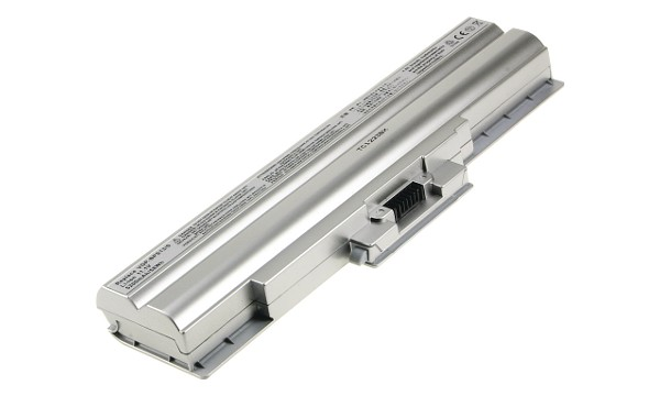 Vaio VGN-FW72JGB Battery (6 Cells)