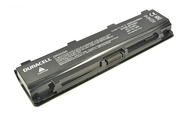Satellite L850-166 Battery (6 Cells)