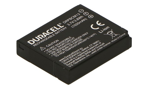 Lumix TS5S Battery (1 Cells)