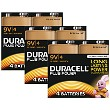 Duracell Plus Power 9v Pack of 12