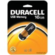 Duracell Capless 16GB USB Flash Memory